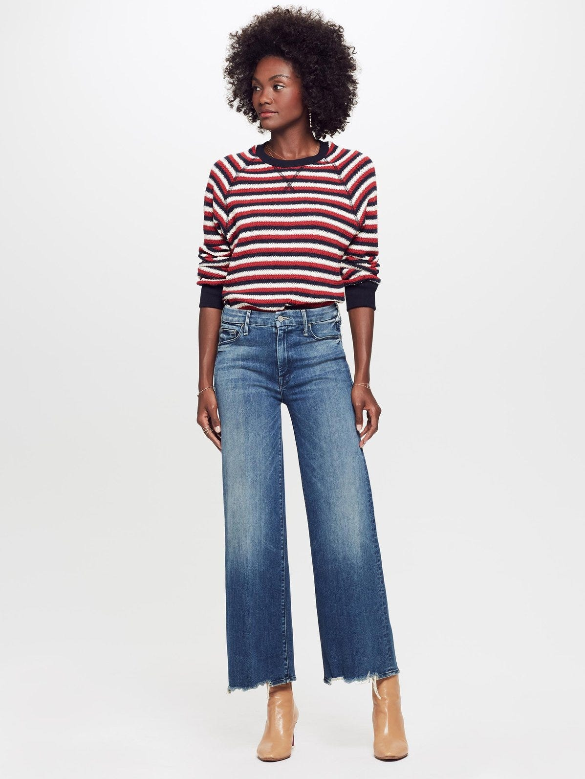5d4800e9c5 Wide Leg Jean Styles For Women Any Height   Size 2019