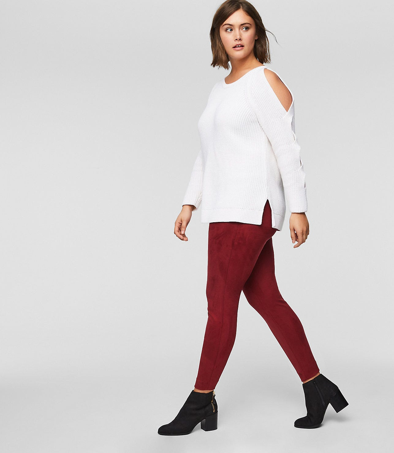 877947f792d Loft Launches First-Plus Size Collection