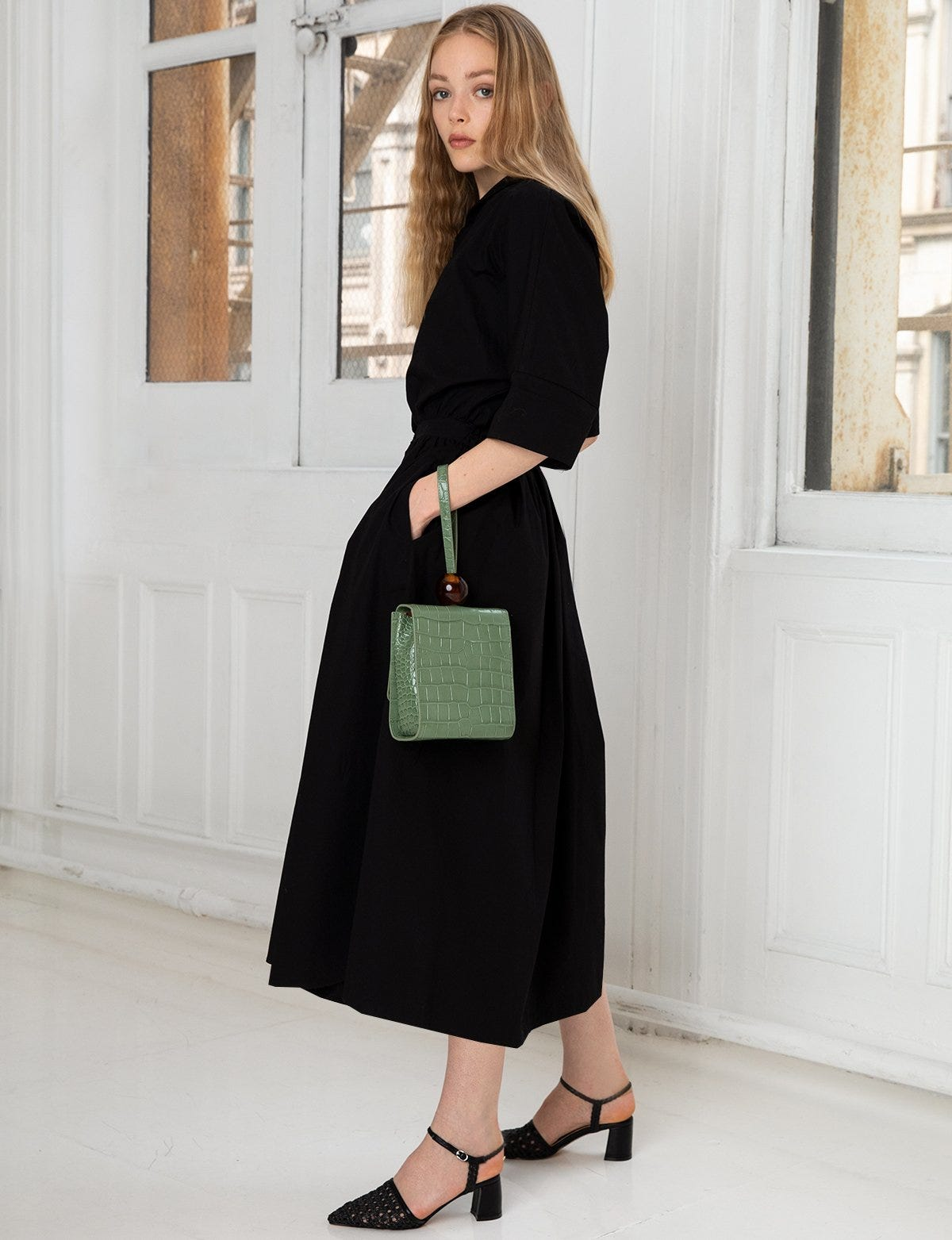 be53ce76a0ad Casual and Office Dresses With Pockets For Spring