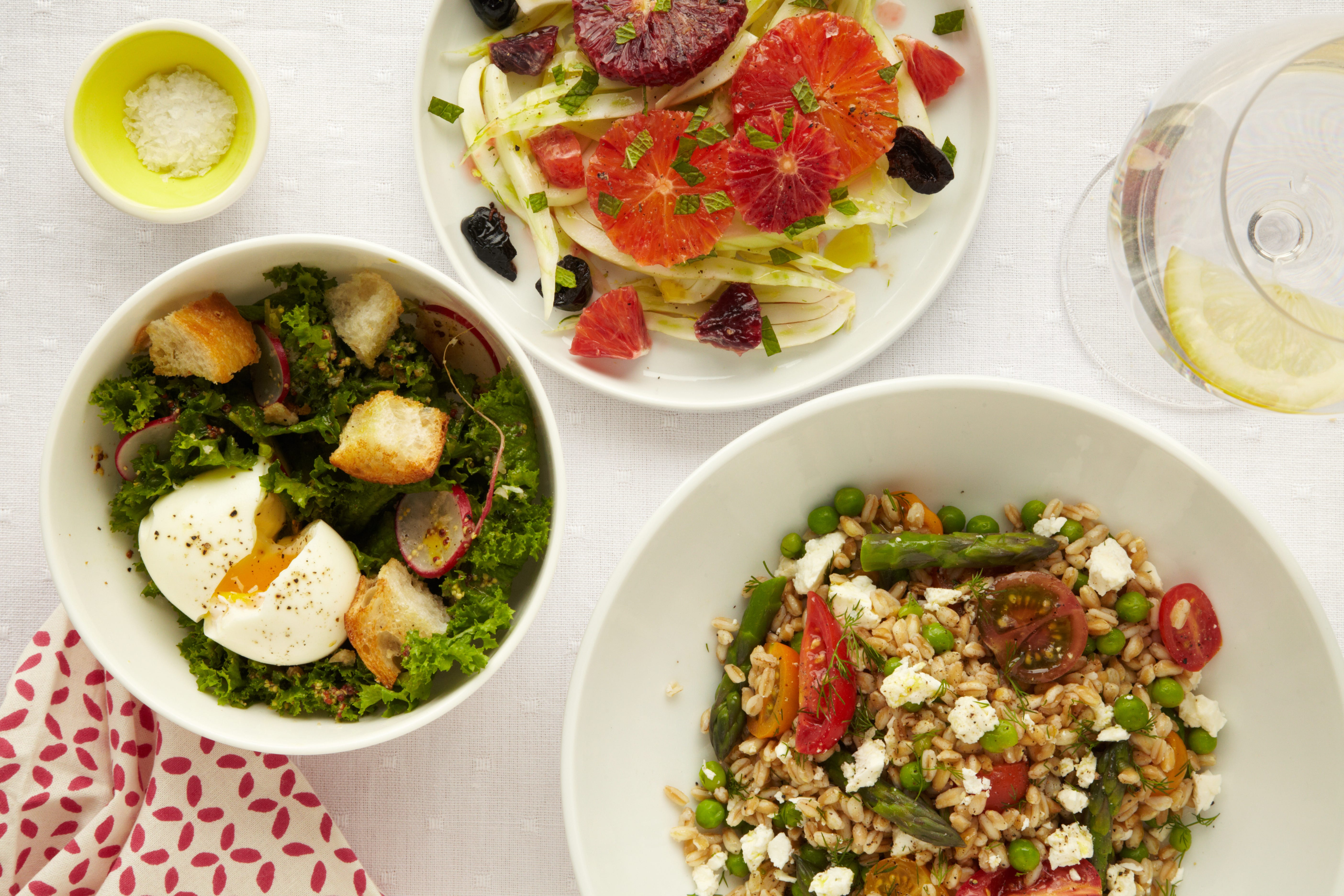 The Freshest Lunch Spots In NYC