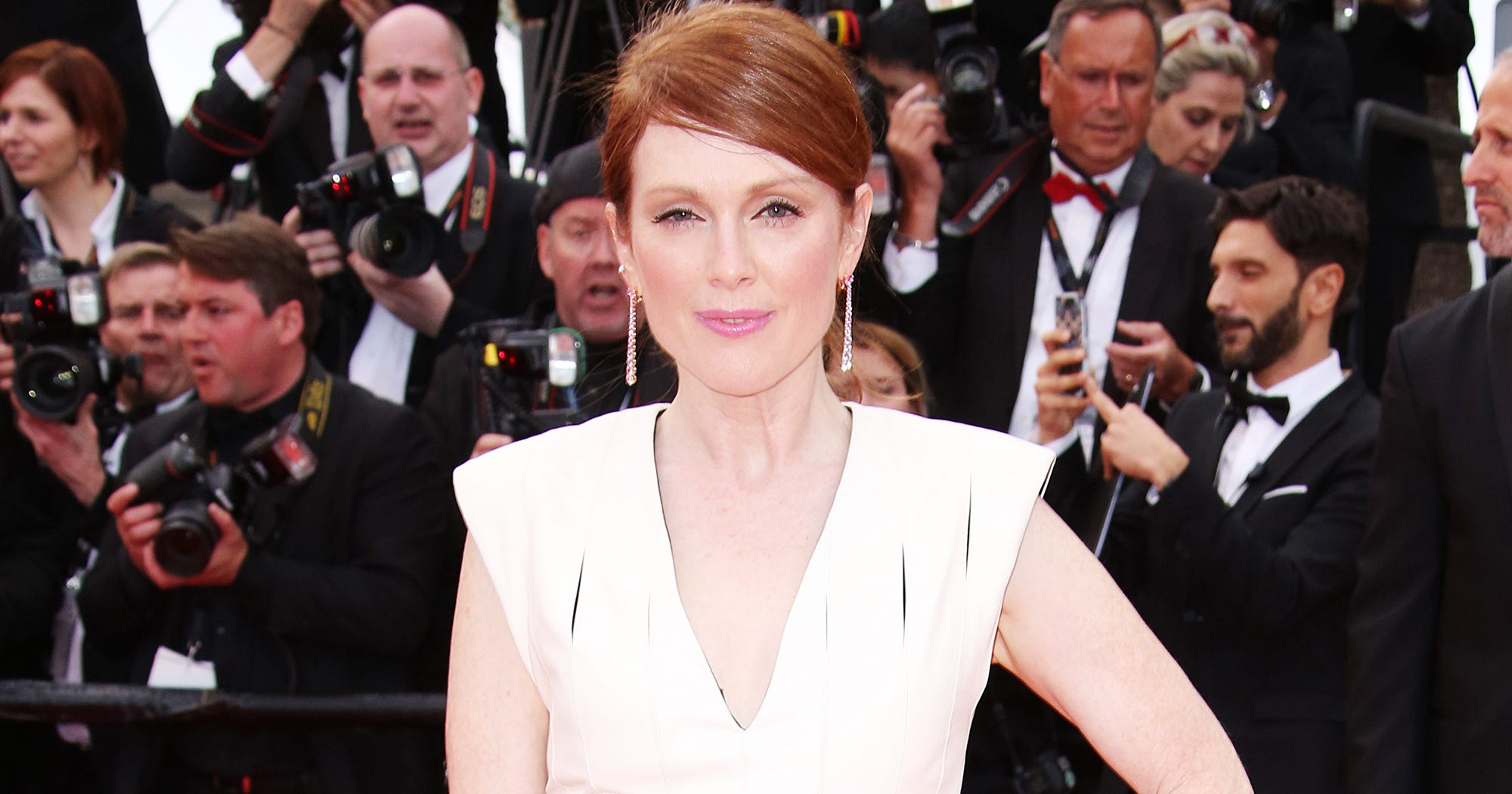 Julianne Moore Is Not Impressed With Your Filter Skills