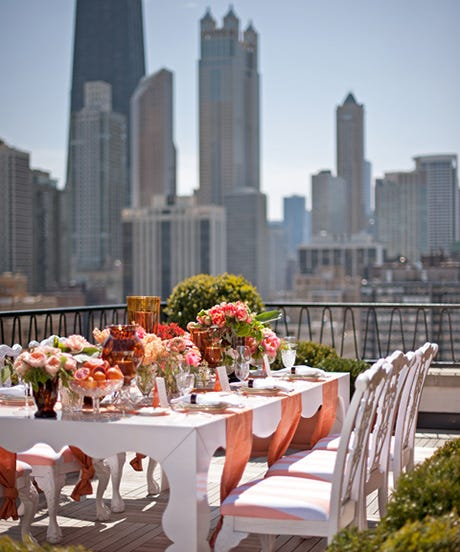 Wedding venues in chicago old town