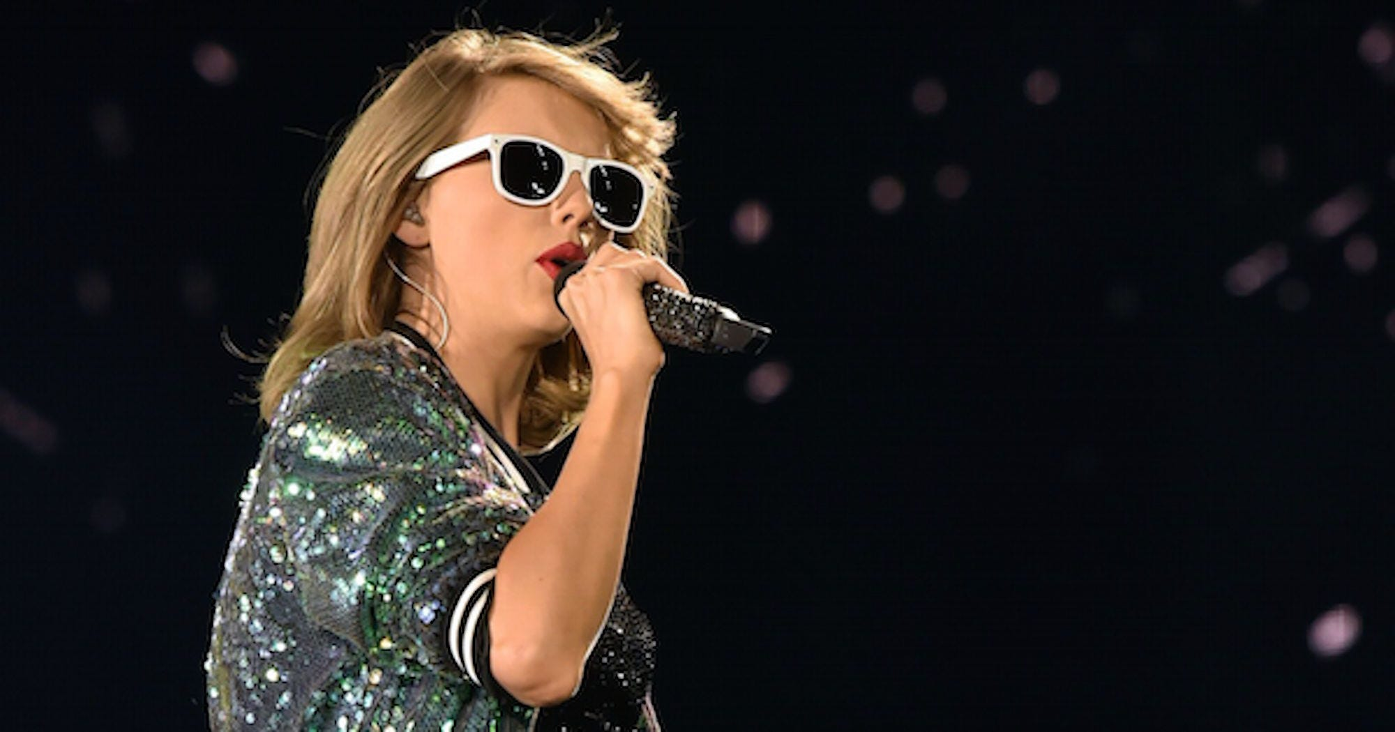 Is This What Tipsy Taylor Swift Is Actually Like?