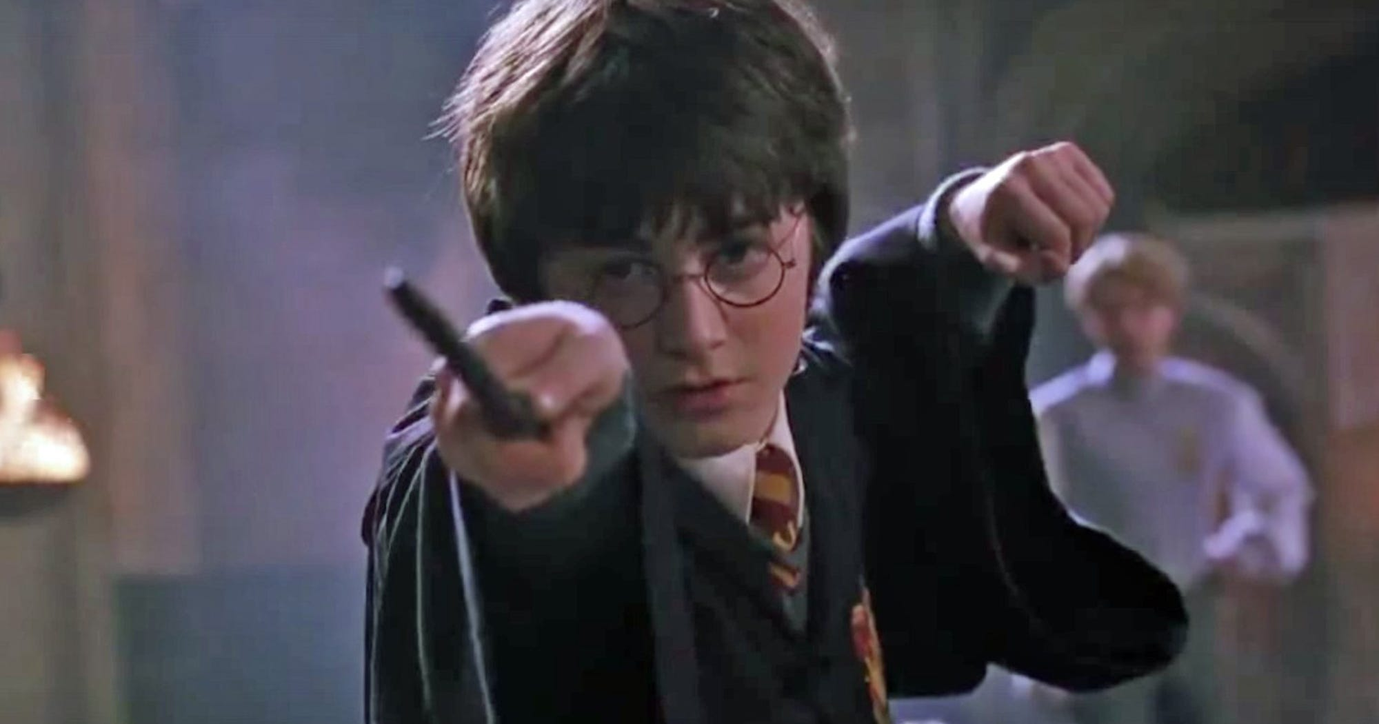 Here's Where All The Harry Potter Spells Come From