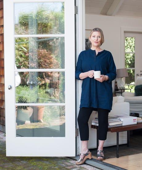 julie carlson remodelista home tour