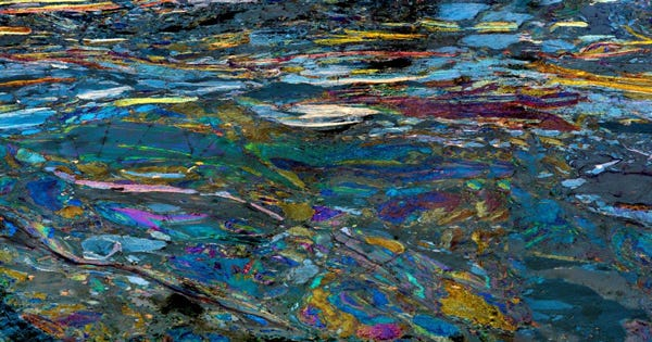 Gowanus Filth Gets Transformed Into Trippy Art