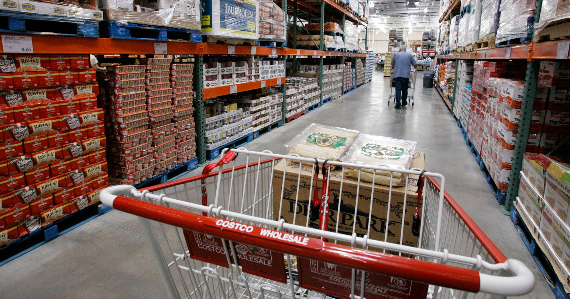 Costco Employees - Big Box Store Working Experience