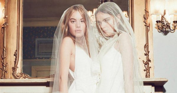 The Indie Bride-To-Be's Guide To Dress Shopping In NYC