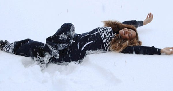 Beyoncé & Jay Z Are Having The Ultimate Icelandic Christmas