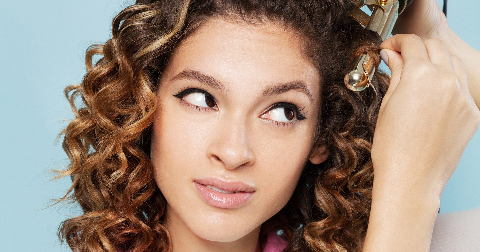 Have Curly Hair? Try One Of These Three Cool Styles