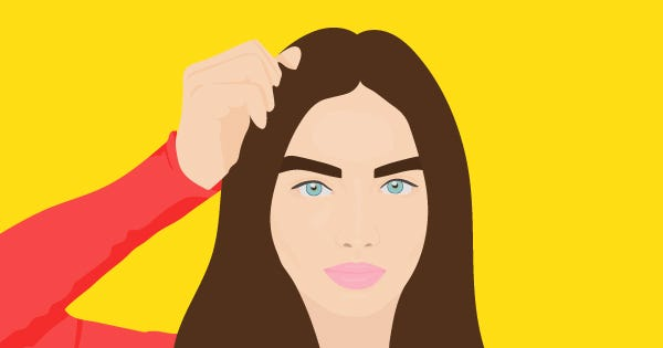 7 Ways To Save Your Hair From Dandruff & Greasy Product Buildup