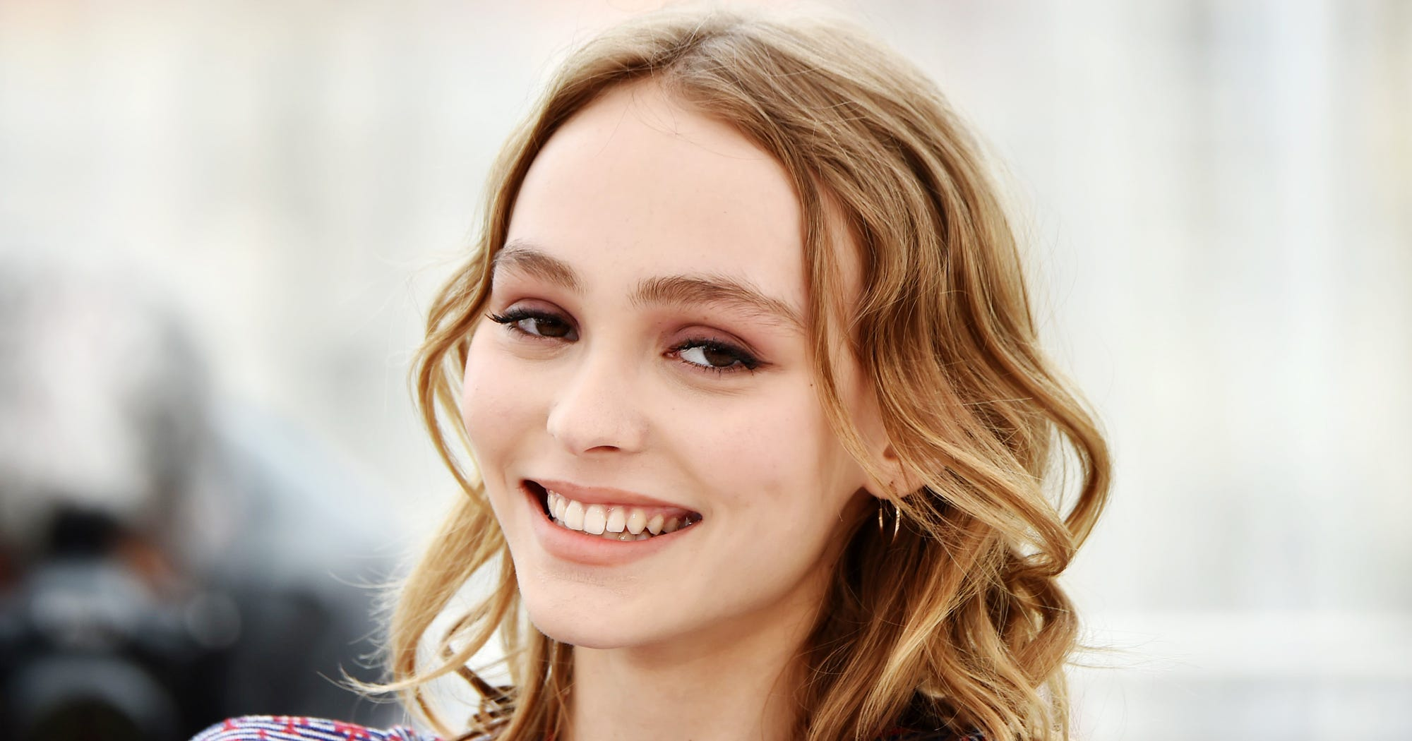 Lily-Rose Depp Chanel No 5 New Face
