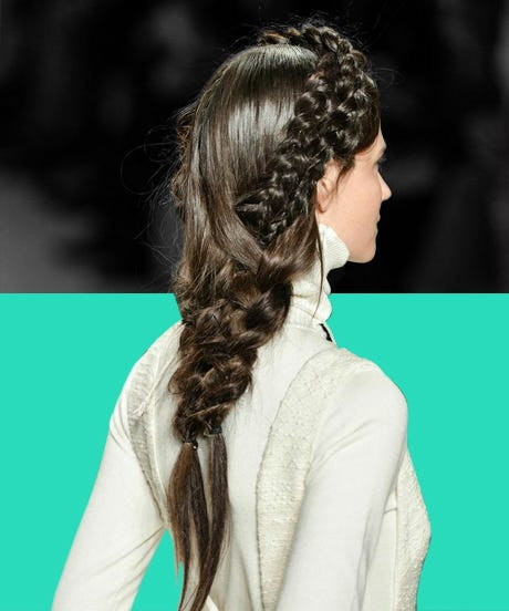 New Hairstyle Trends Nyfw 2015