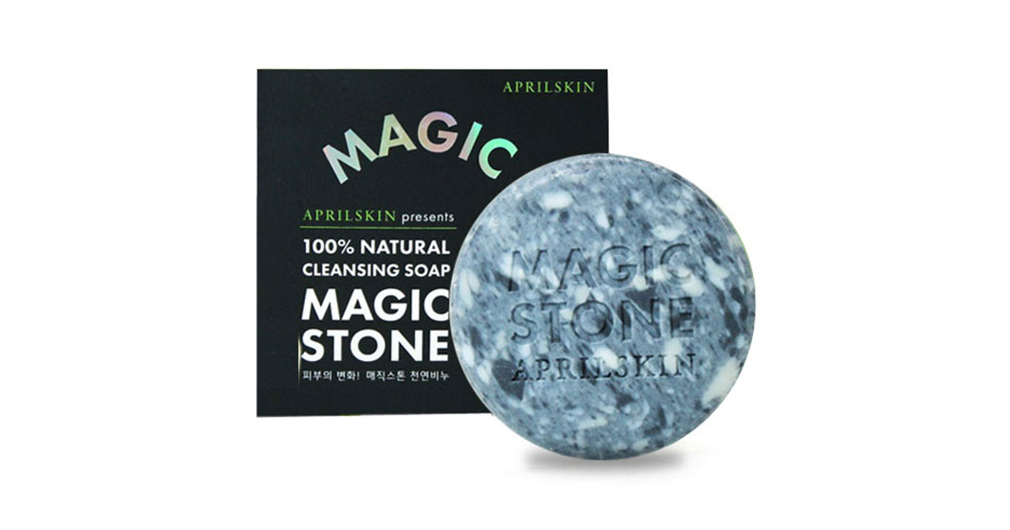 Korean Magic Stone Soap Review Korea