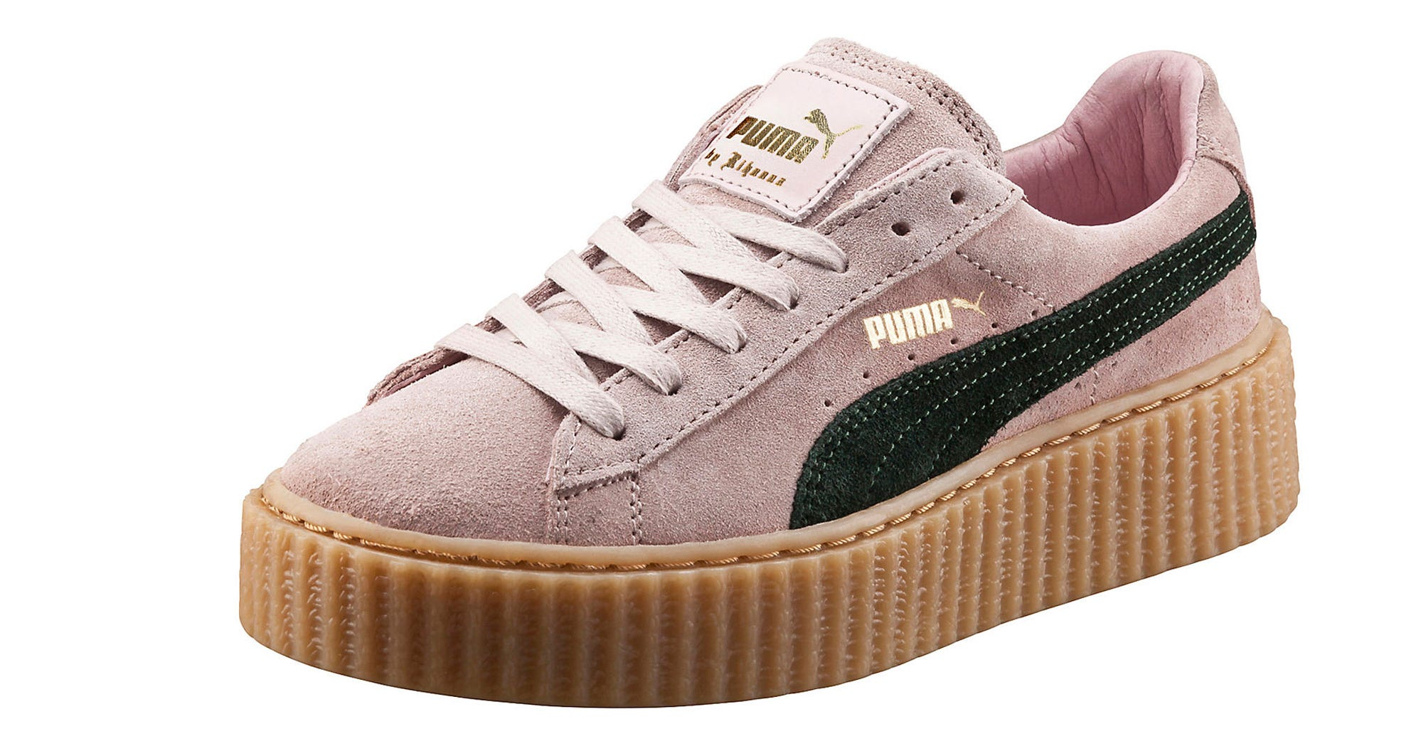 cdbe2321af45 Puma Best Selling Sold Out Fenty Creepers