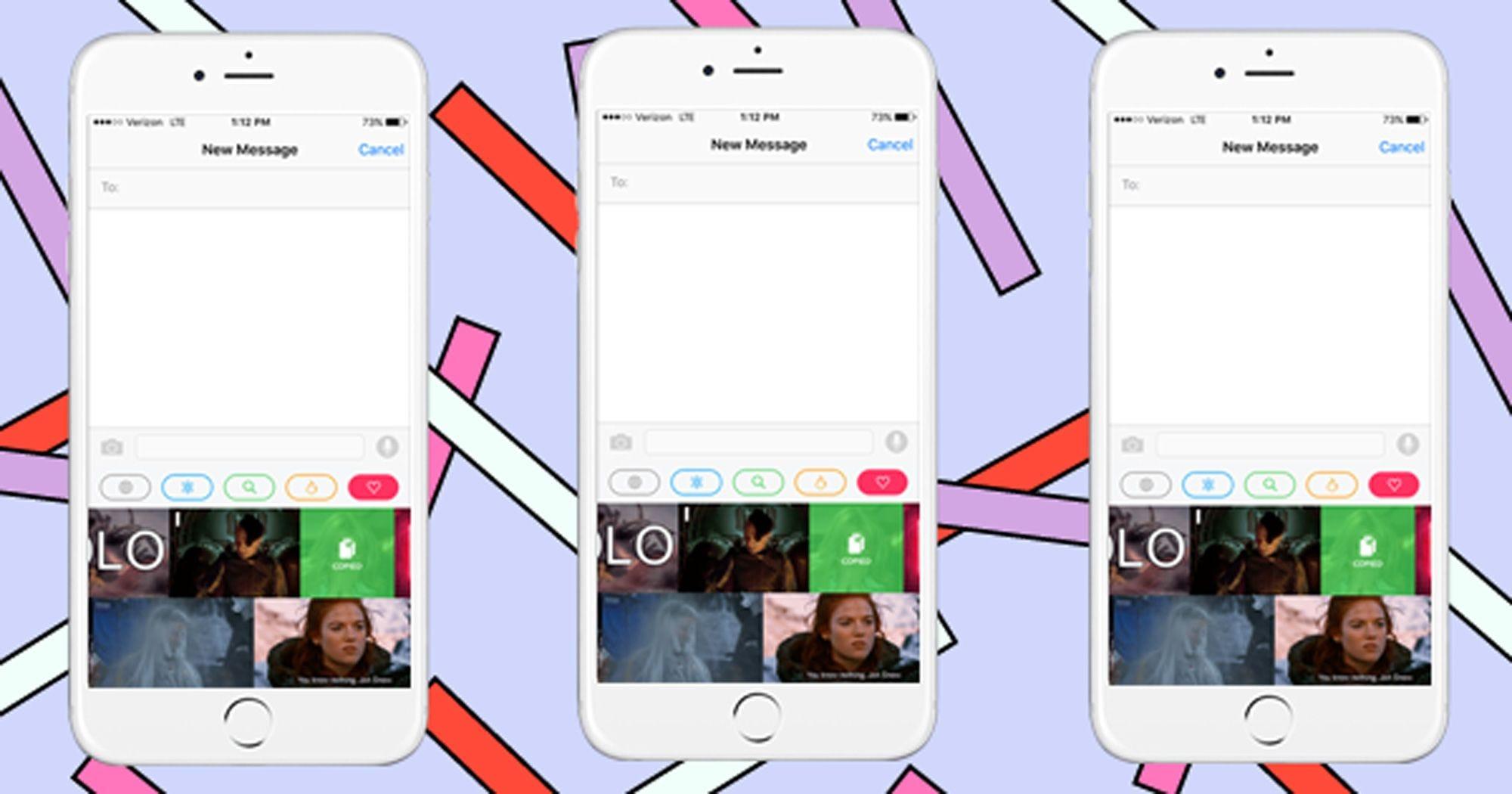 Best GIF Creators Apps