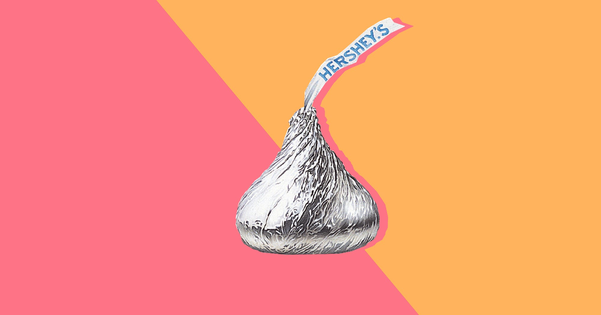PSA: Hershey's Has A New Kiss & It's Awesome