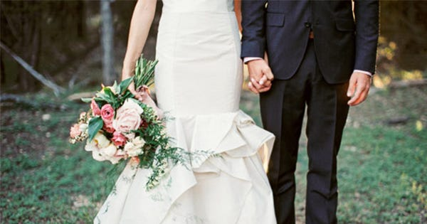 This Couple Pulled Off A Stunning, Backyard Wedding In Just 5 Months