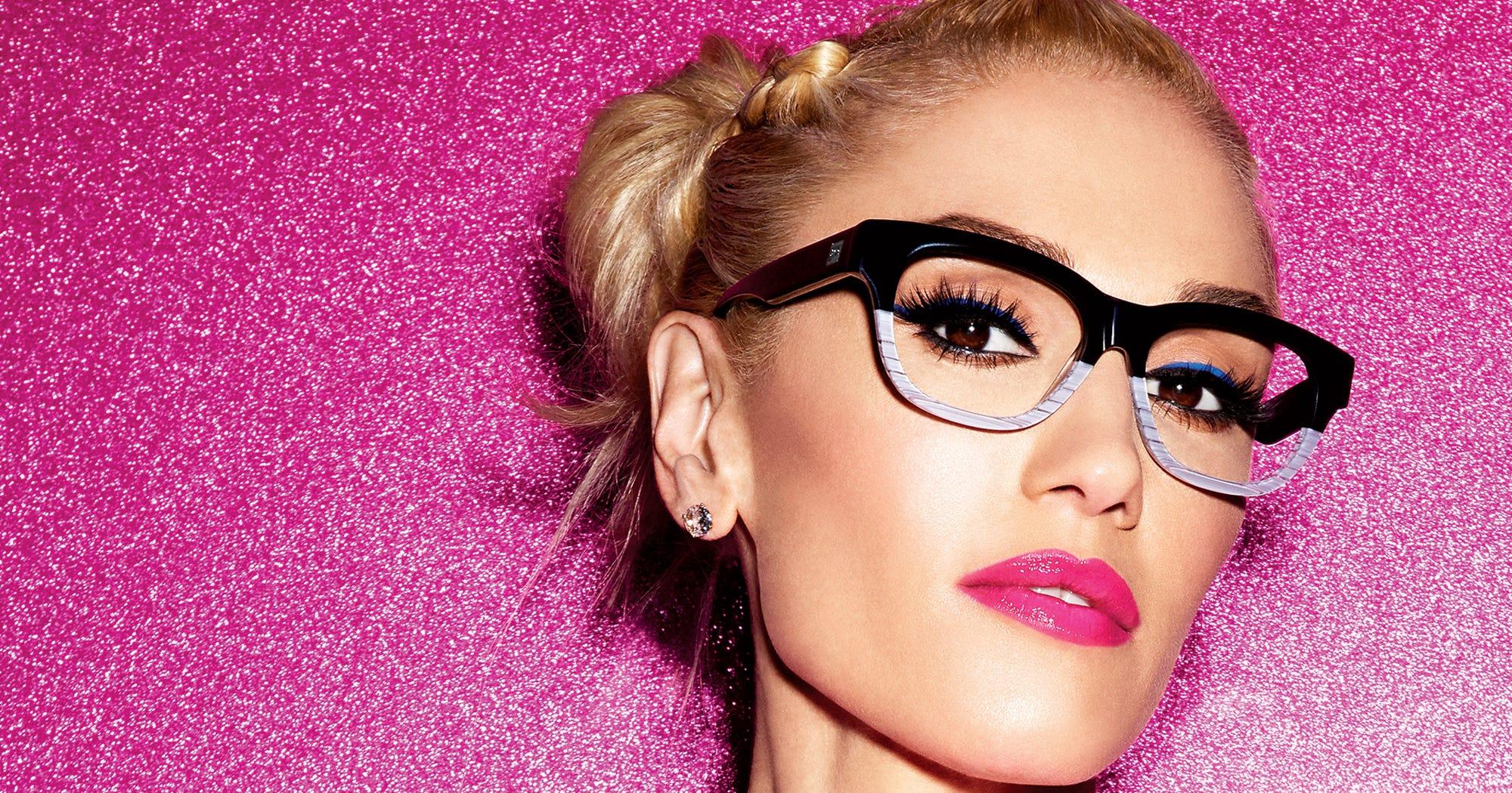 08343fff05b Gwen Stefani Glasses Collection Launch