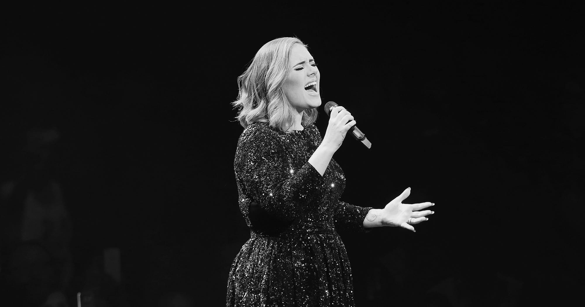 Adele's New Music Video Is Epic (Naturally)