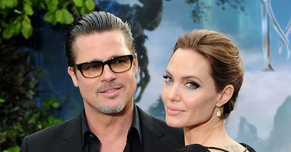 Lots Of Things Went Wrong At Brangelina's Wedding