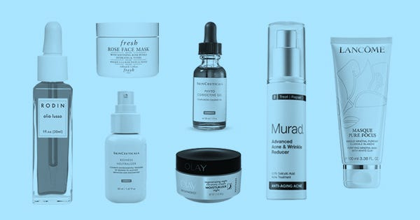 How To Cocktail Your Skin-Care Products Like A Pro