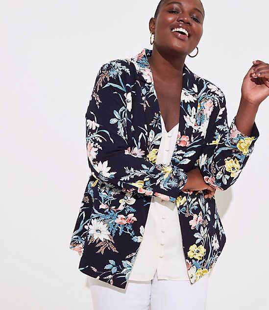 39f73d8388 Plus-Size Spring Jackets 2019 Cute Lightweight Coats