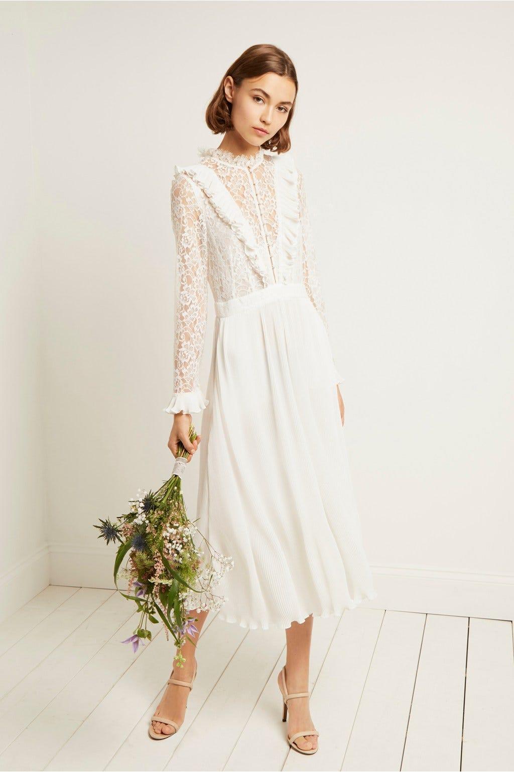 67137b3f51dc4 Non Traditional, Alternative Wedding Dresses