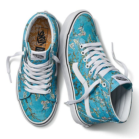 3c12751a2a4 Vans x Van Gogh Sneaker   Clothing Collab Is Pure Art