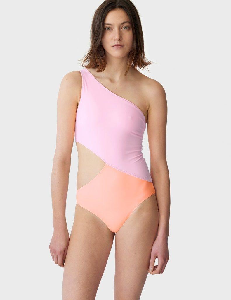 c6330d8ea84 Best One Shoulder Swimsuits & Bikinis For Summer 2018