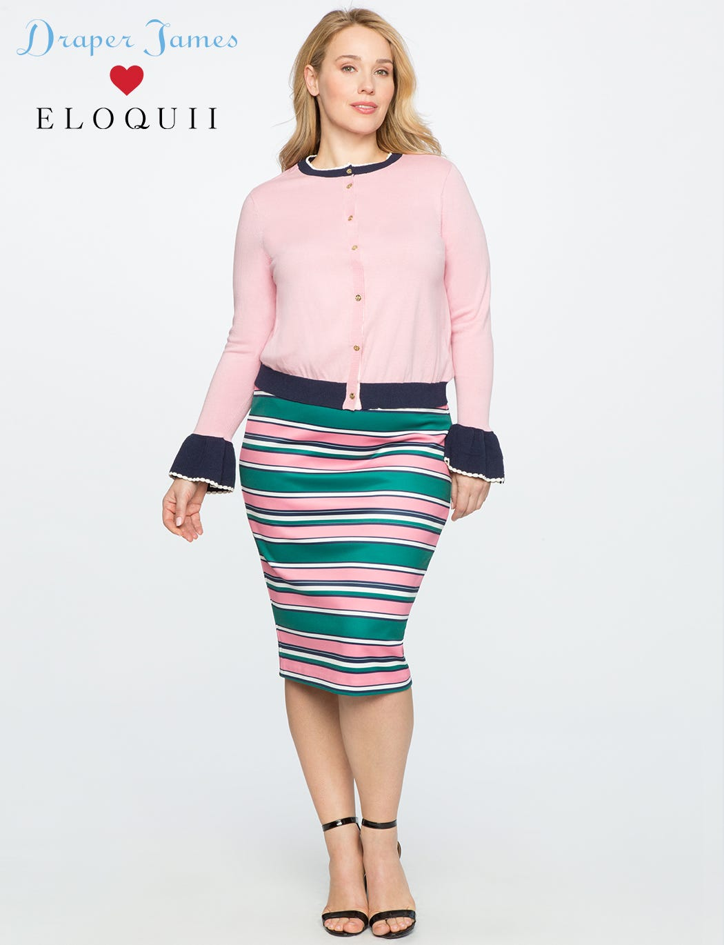 761ce508ac45a Draper James And Eloquii Plus Size Collection