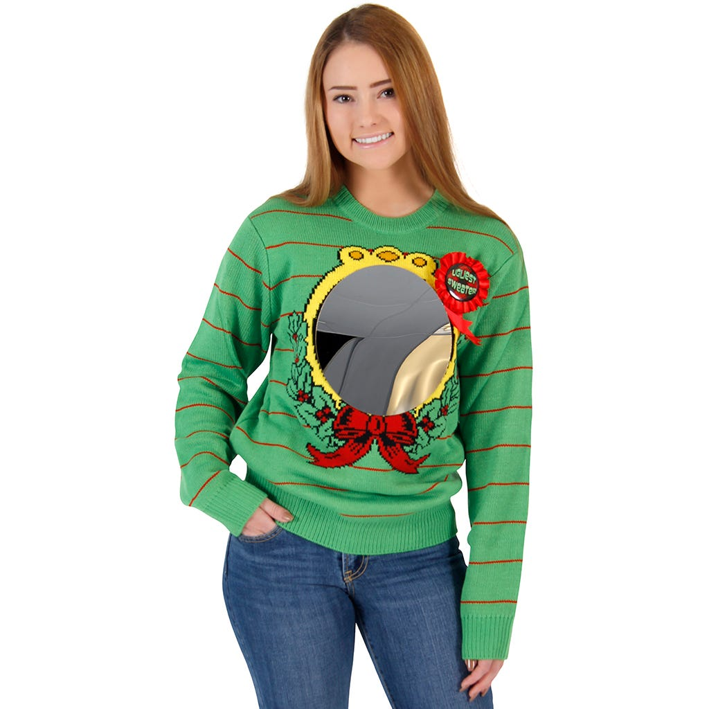 edf18686212 Best Ugly Christmas Sweaters For Any Holiday Party 2018