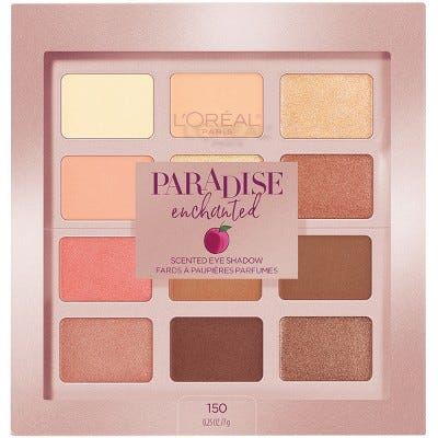 Paradise Enchanted Scented Eyeshadow Palette