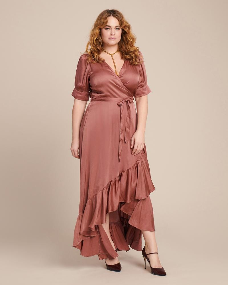 83329bc0a424 29 Dresses To Wear To A Winter Wedding