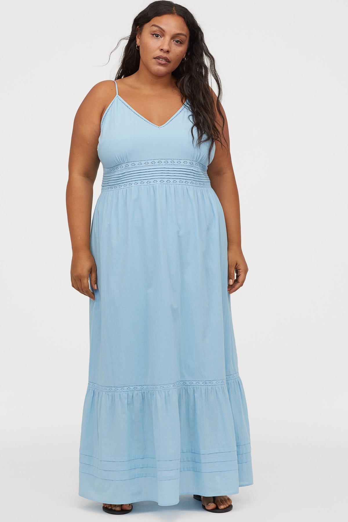 Plus-Size Maxi Dresses - Best Dresses For Summer
