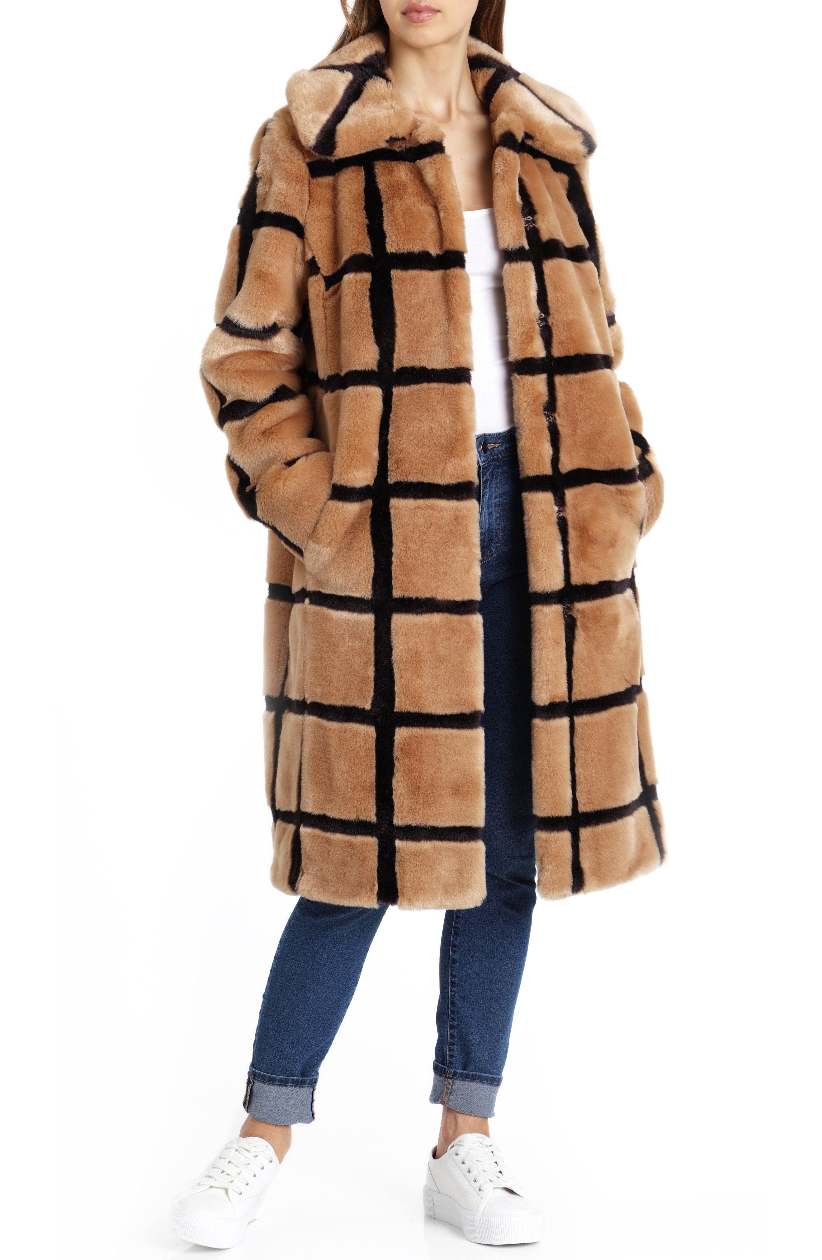 f53fdb4d77c45 Cheap Faux Fur Coats Jackets To Wear This Fall Winter