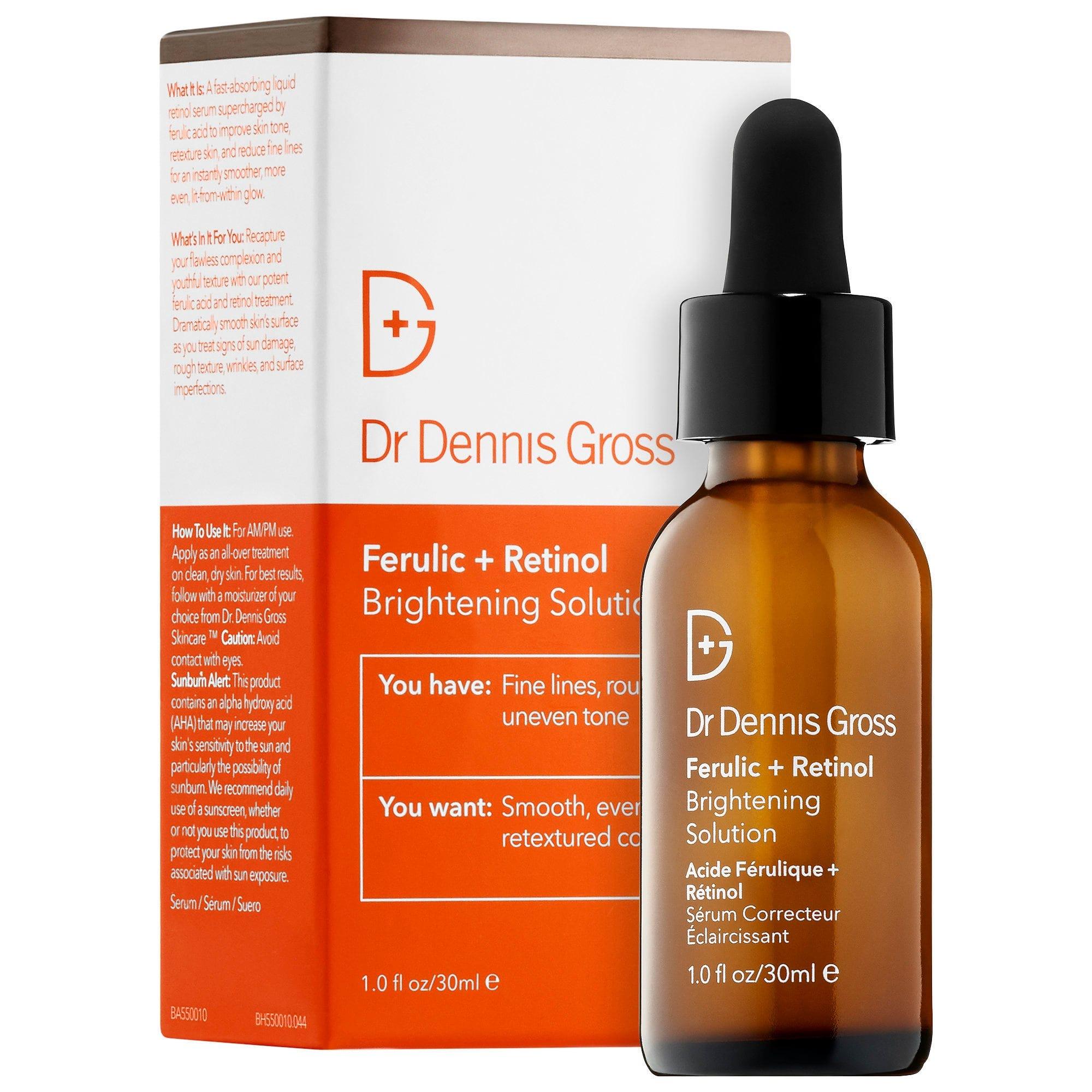Ferulic Acid + Retinol Brightening Solution