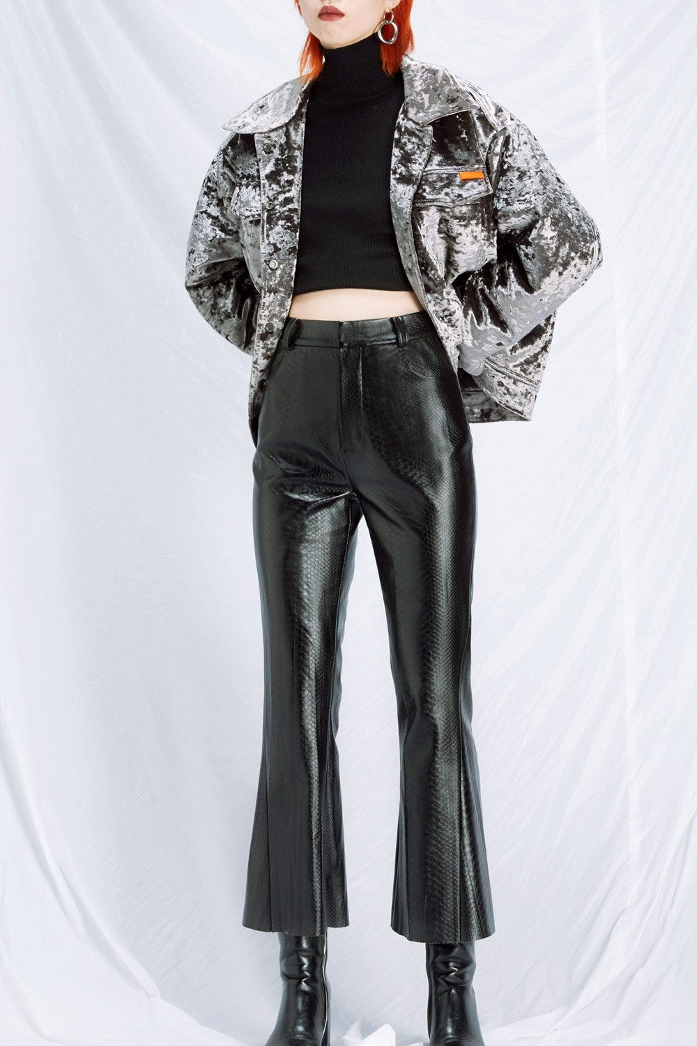 66f9397b878a5 Leather Pants Trend Spring 2019, Vegan & Genuine Option