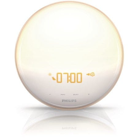 9 Light Therapy Alarm Clocks For Gentler Winter Morning Wake Ups