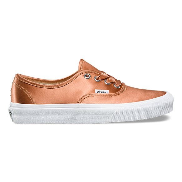 0628142600b2 Vans New Shiny Rose Gold