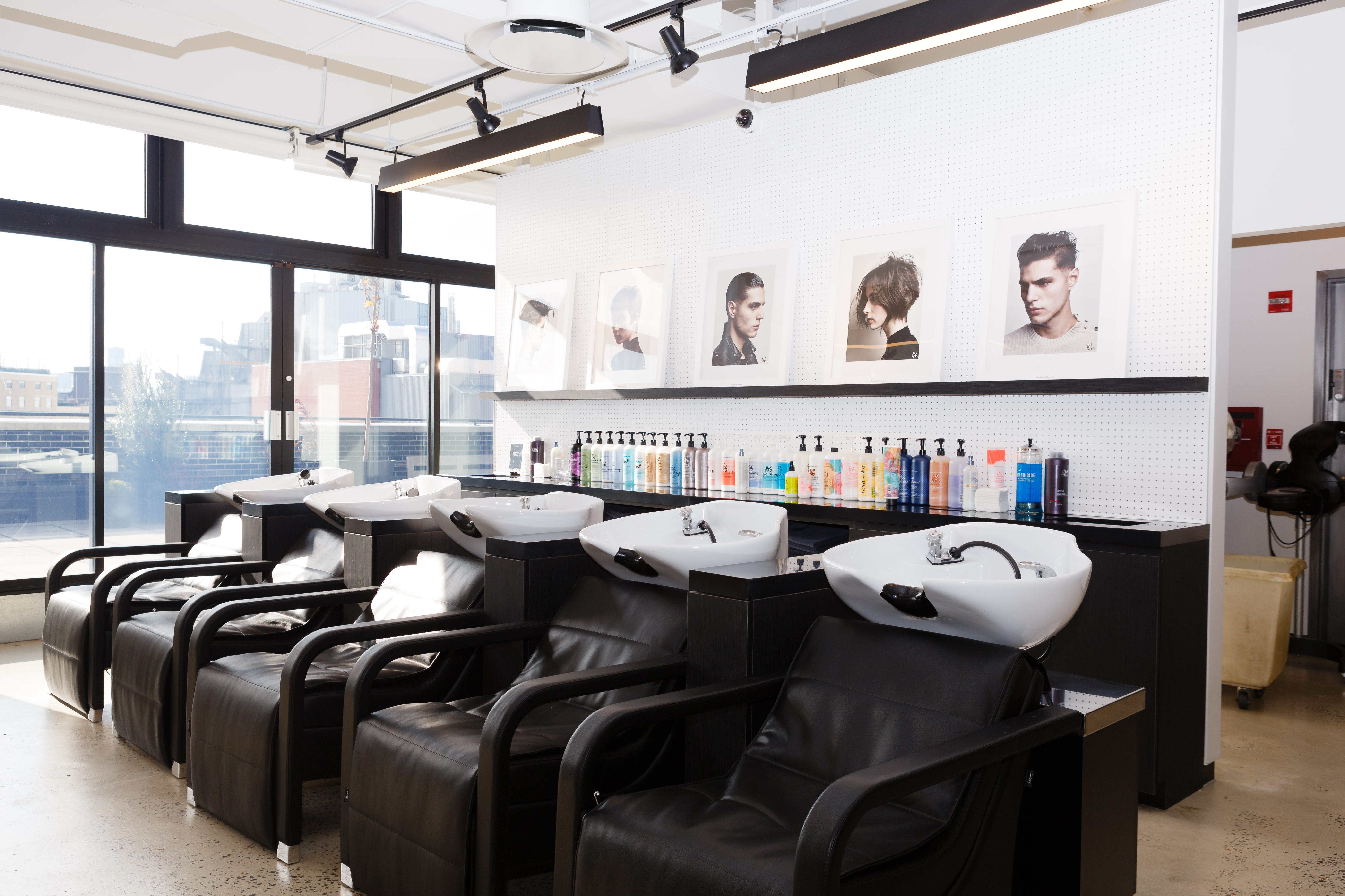 Salon Style New Yorkais the best hair salons and hairdressers in new york city