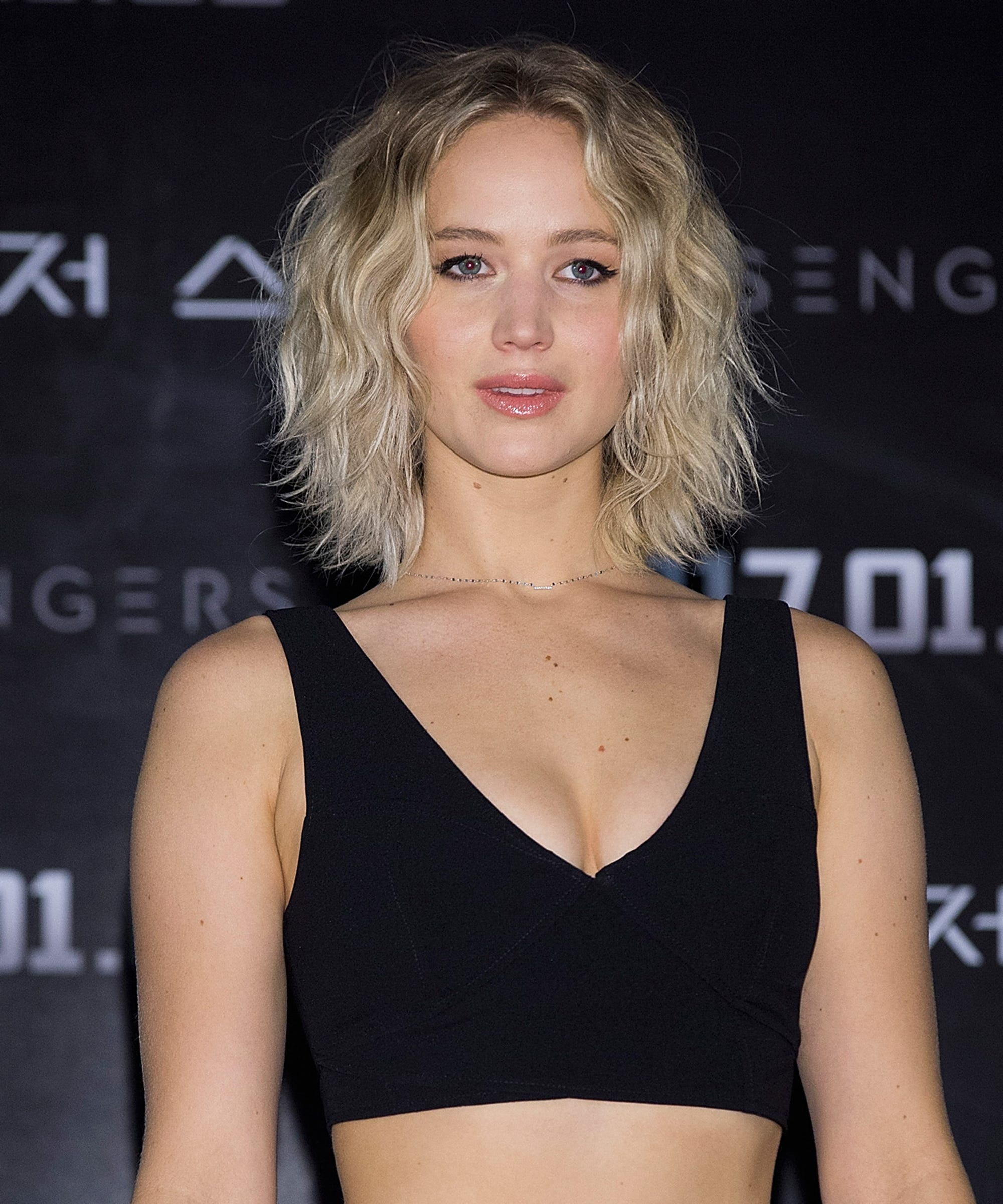 Jennifer Lawrence Cant Get Enough Of The La Bob