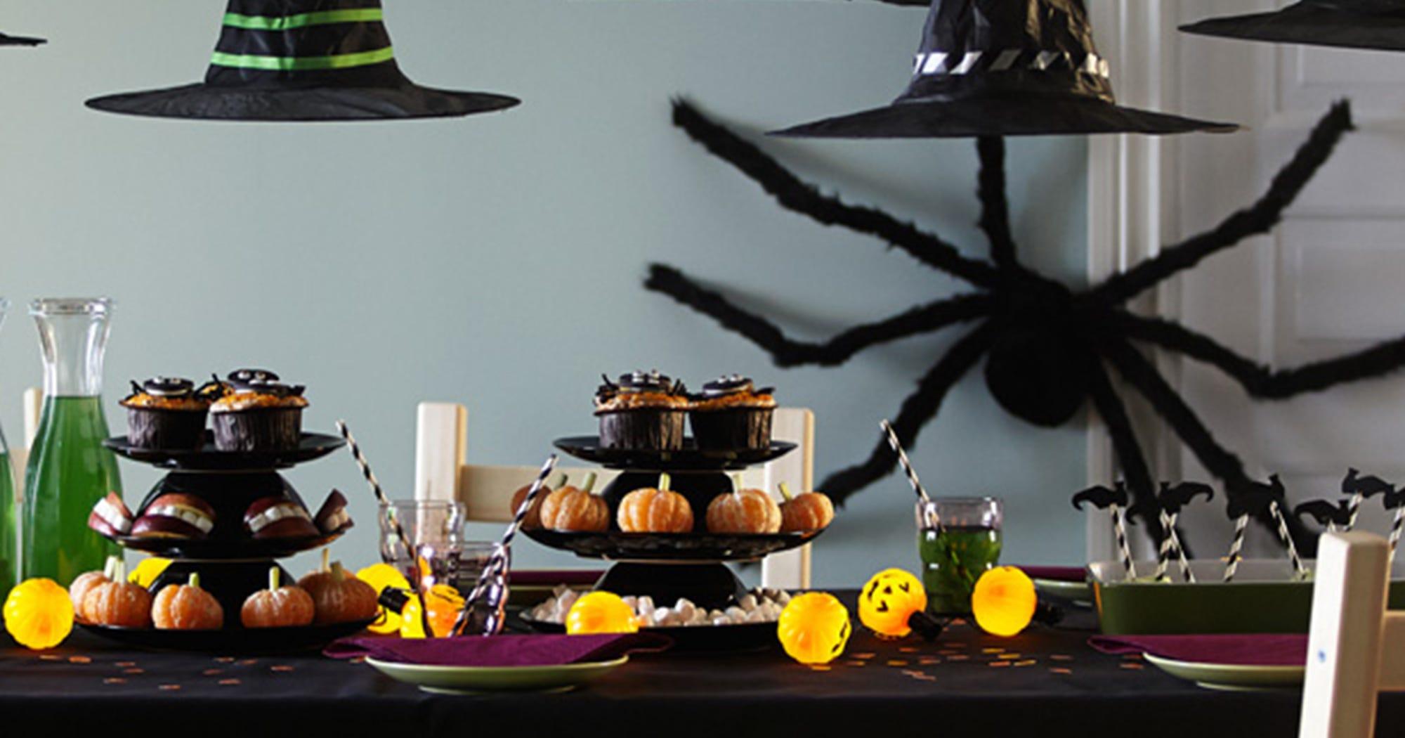 Ikea Halloween Decor For Cheap Halloween Decorations