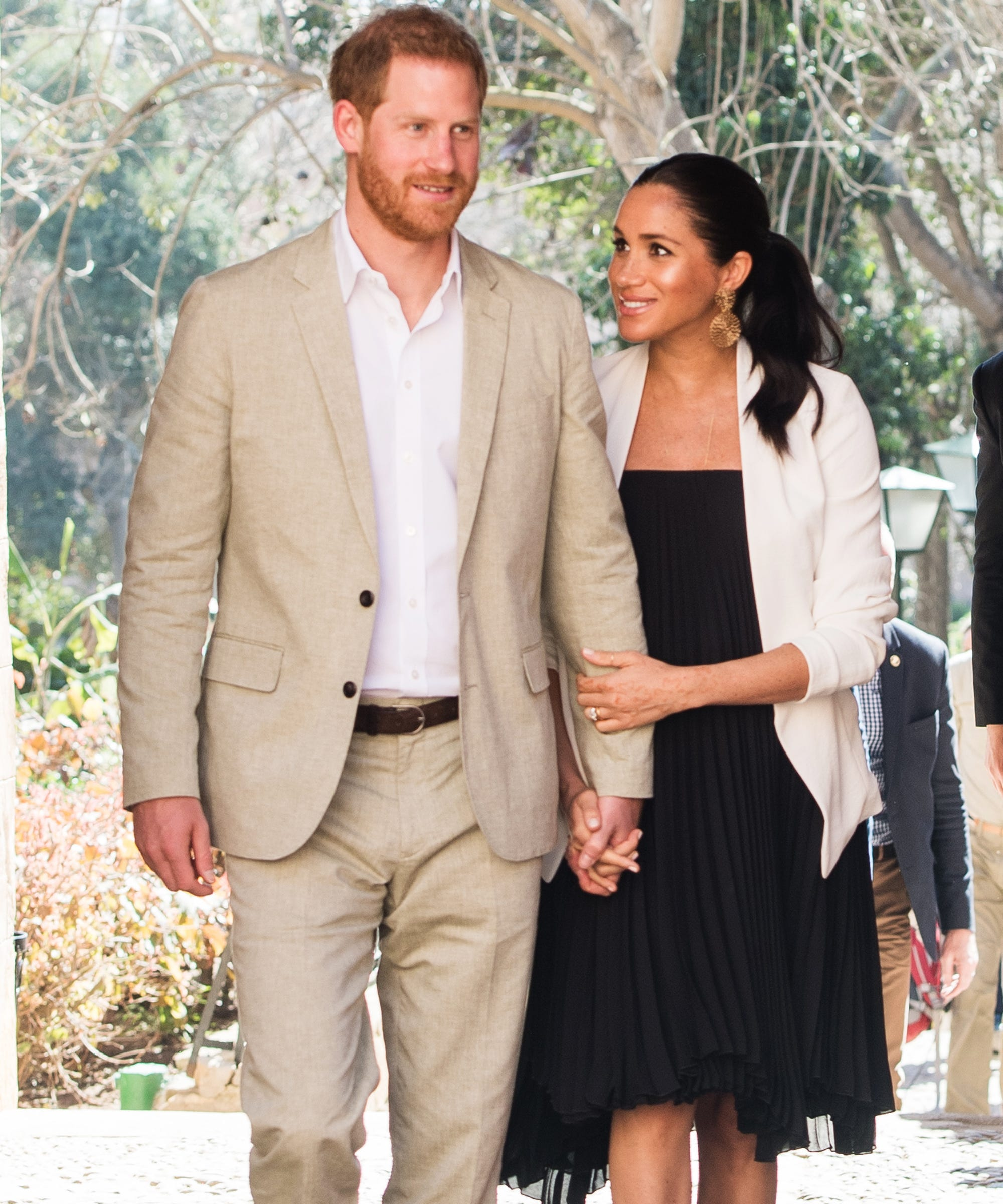 Celebs Are Coming To Meghan Markle & Prince Harry's Defense After Private Jet Backlash