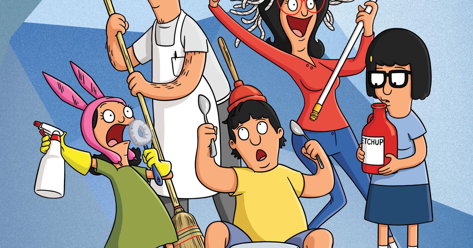 Adult cartoon series
