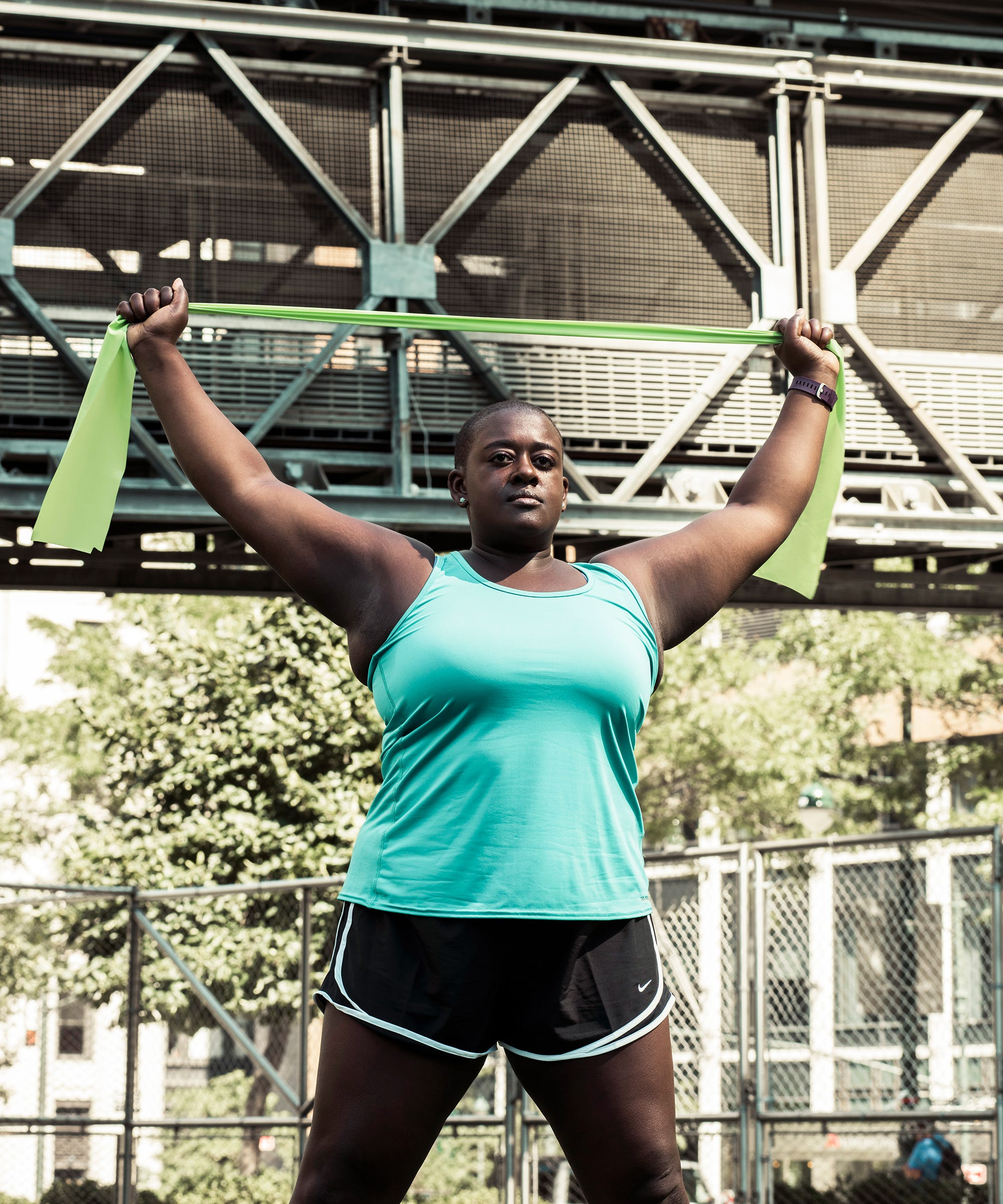 The Best Resistance Band Workouts On YouTube