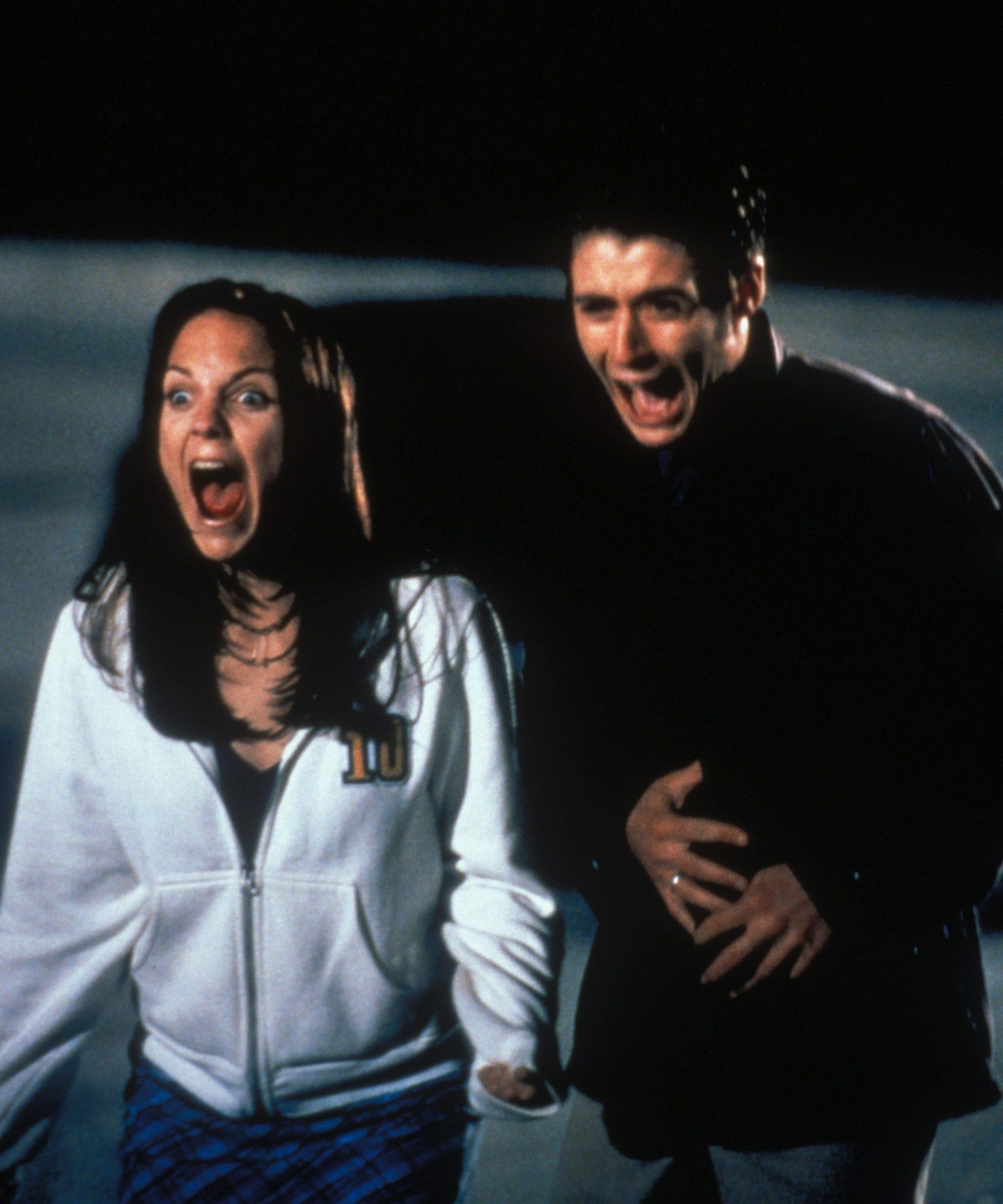 Anna Faris Recalls Scary Movie Sex Scene Nerves