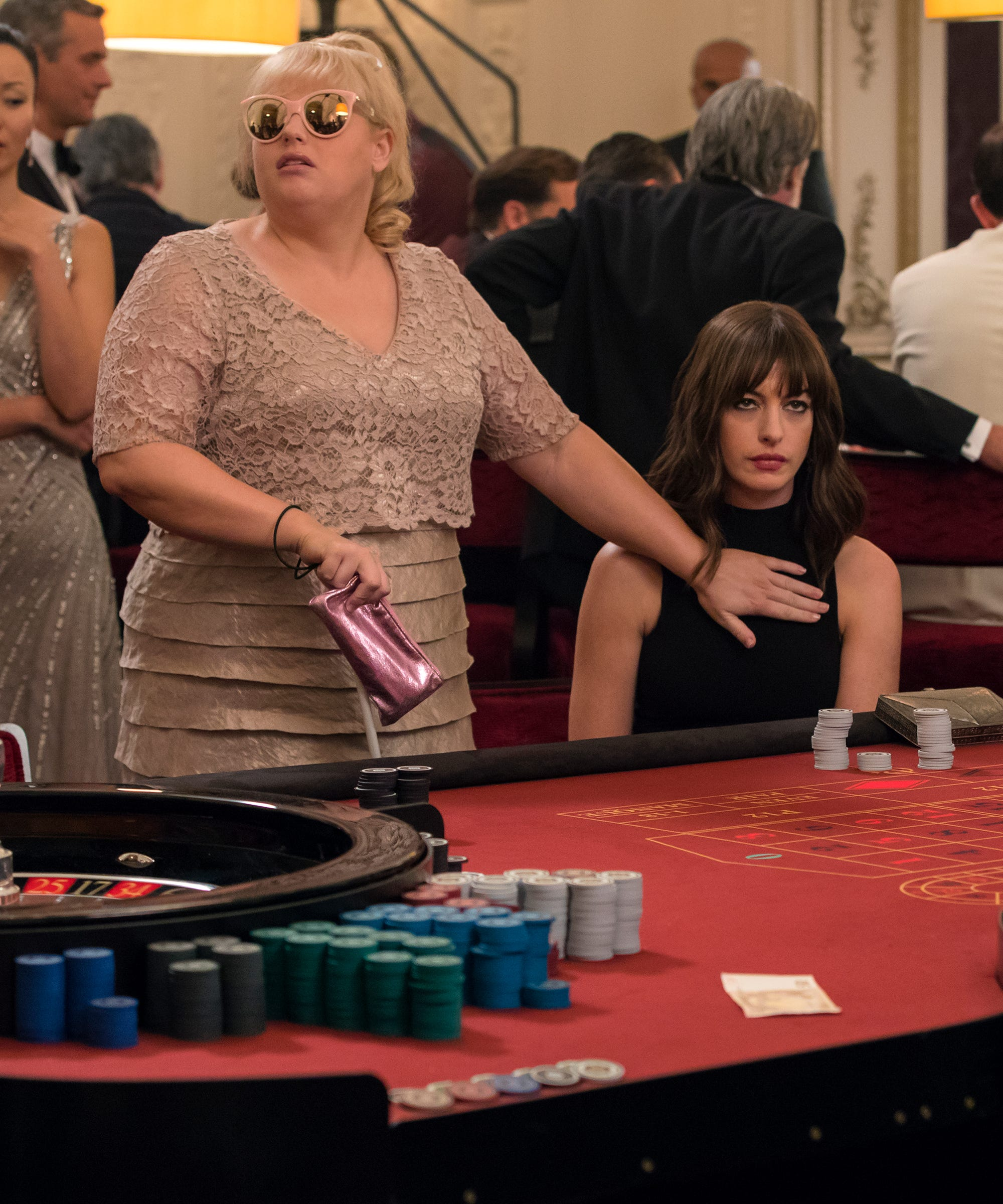Flipboard: Why Anne Hathaway & Rebel Wilson Had To Fight