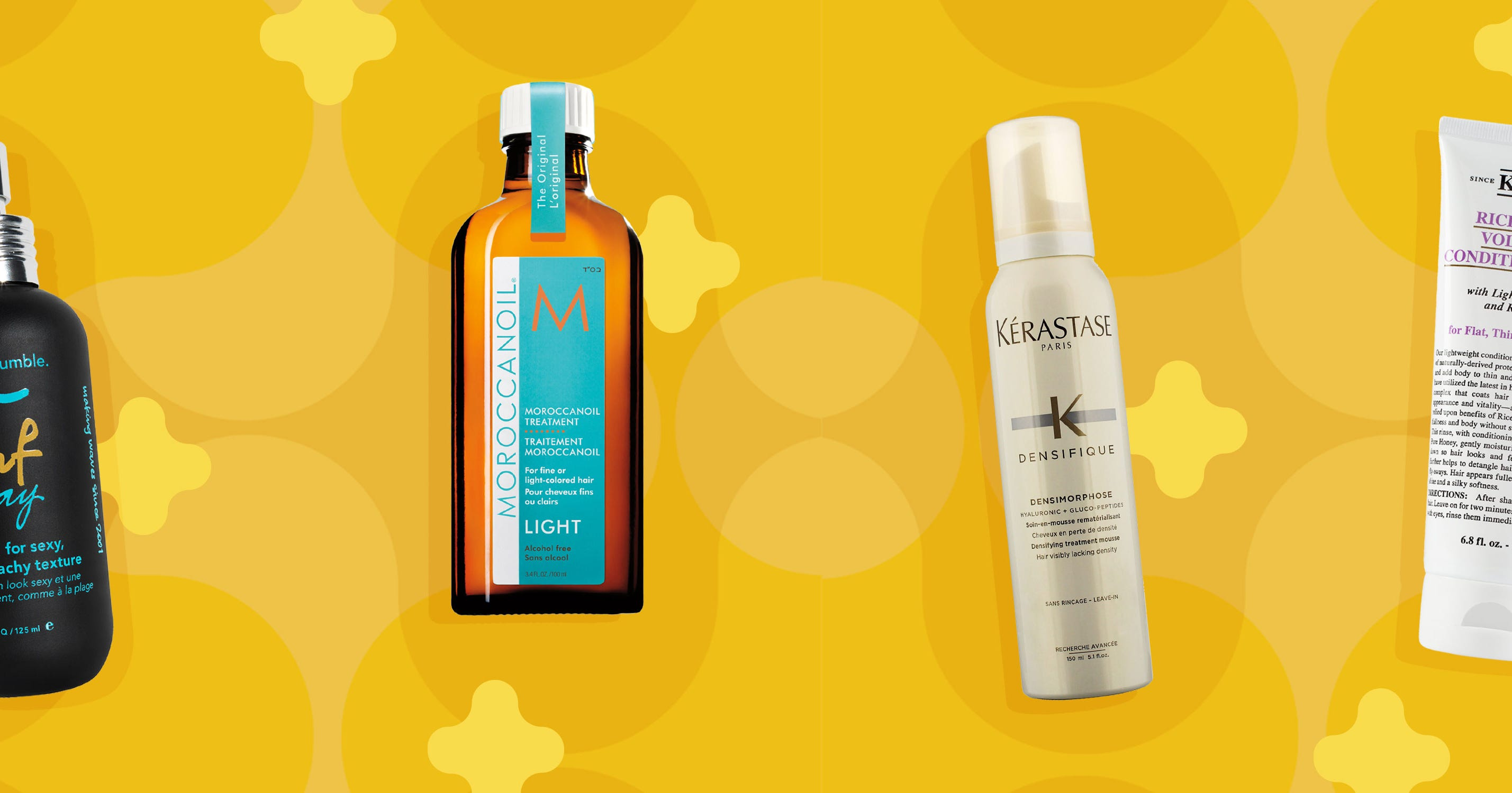 The Best Products For Fine Hair