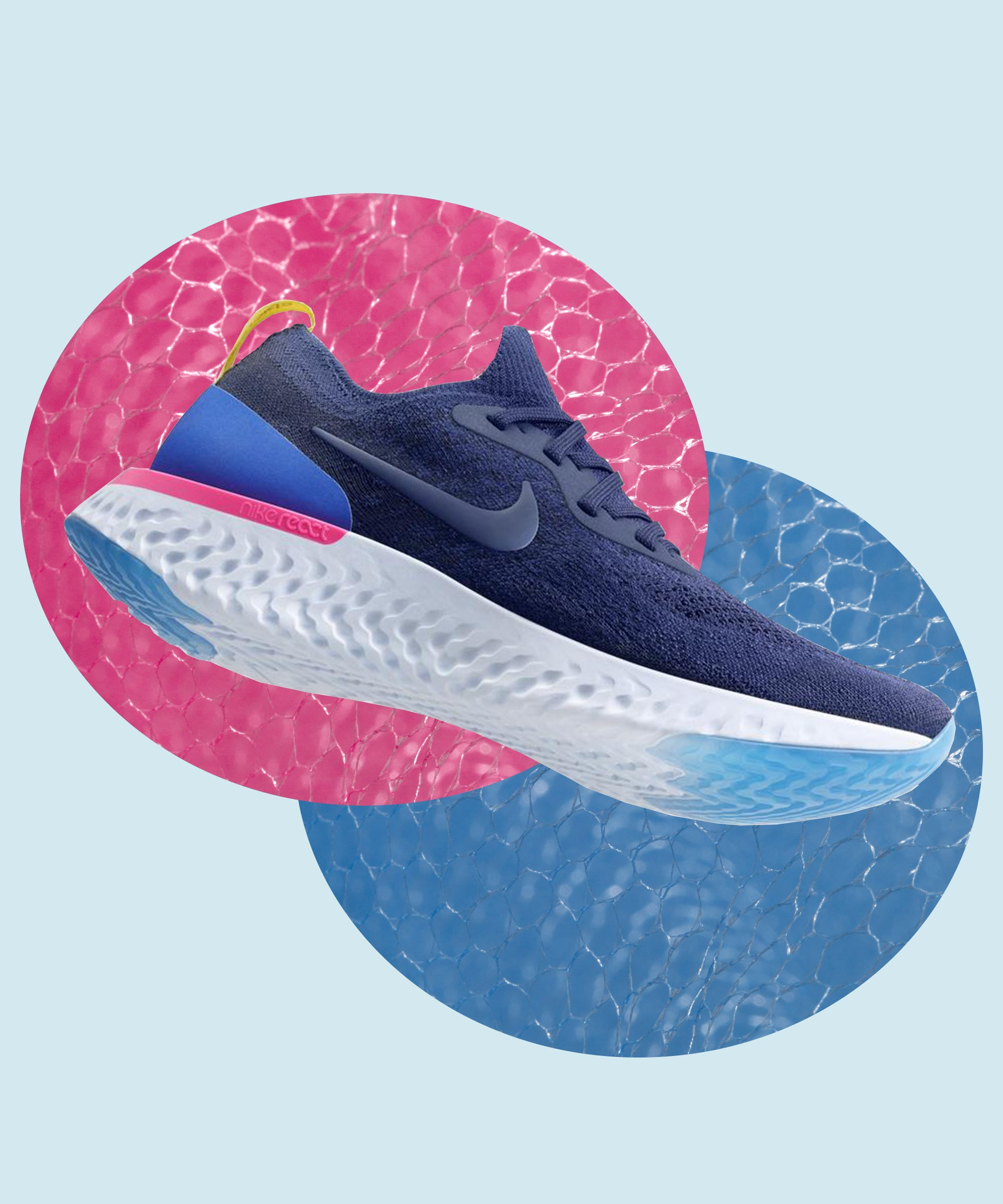 We Worked Out In The New Nike Epic React Flyknit Sneakers \u0026 Here\u0027s How They  Felt